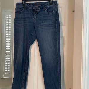Jeans by KUT from the cloth